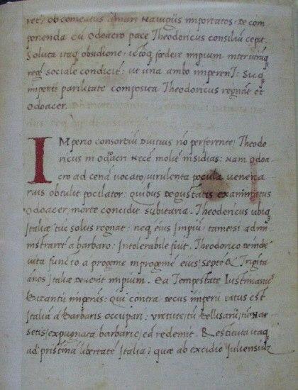 De restitutione patriae - Niccolo Canussio