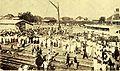 De troepen voor Boni vertrekken van Semarang.jpg