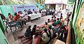 Debanshu Das Addressing - Health Check-up and Creative Ability Programme - Nisana Foundation - Debmalya Seva Mission - Howrah 2014-04-06 9849-9852.JPG