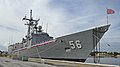 Decommissioning of USS Simpson (FFG-56) at Mayport on 29 September 2015.JPG