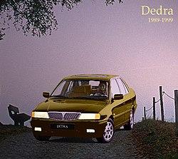 Lancia Dedra - Wikipedia, la enciclopedia libre