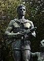 Delio granchi, Monumento al partigiano di sesto fiorentino, 1949, 07.jpg