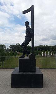 Denkmal Toni Turek
