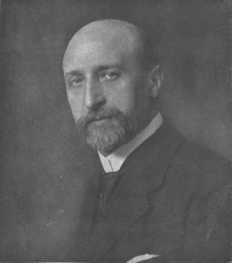 Austrian legislative election, 1920 - Image: Der neue Präsident der deutschösterreichisc hen Nationalversammlung (Karl Seitz) 1919 WIZ C. Pietzner