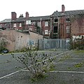 Derelict buildings in Cleveland Road, Wolverhampton - geograph.org.uk - 1096060.jpg