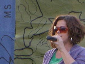 Desdamona - Desdamona performing in Minneapolis, Minnesota.