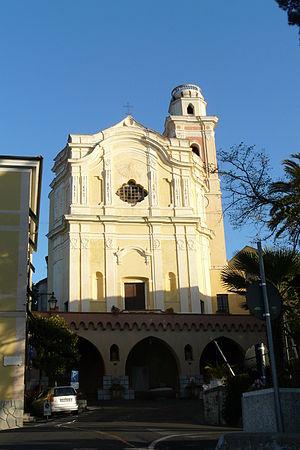 Diano Castello - Image: Diano Castello P1010240