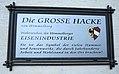 Die große Hacke - Wahrzeichen von Himmelberg, Bezirk Feldkirchen in Kärnten.jpg
