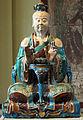 Dinastia ming, divinità taoista, XVI sec.JPG
