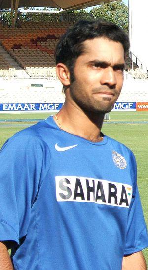 Dinesh Karthik at Adelaide Oval