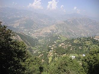 Upper Dir District - Image: Dir upper pakistan 3