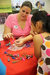 Disney star helps air station children get back-to-school ready 140814-M-SR938-027.jpg
