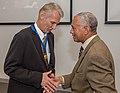 Distinguished Service Award ceremony for Dr. Piers Sellers. NASA Administrator Charlie Bolden (27702257120).jpg