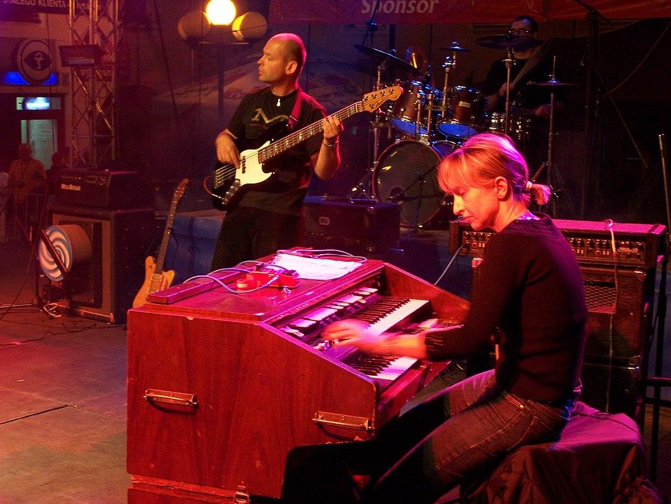 Dni Mikołowa - Organy Hammonda1