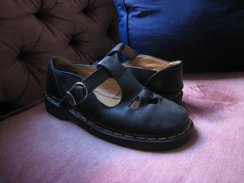Doc Marten Shoes Size