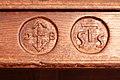 Dom zu Köln, Gestühl mit Hausmarken.jpg