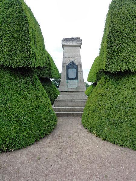 Dommiers (Aisne) monument aux morts