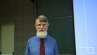 Don Page (physicist) - Don Page at Department of Physics, National Taiwan University.
