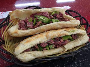 Donkey Burger - Hejian-style donkey burgers