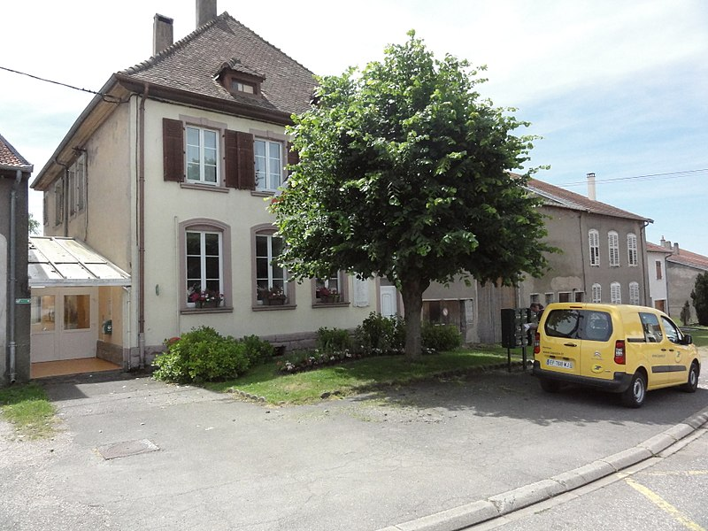 Donnelay (Moselle) mairie