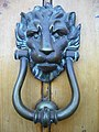 Door-knocker, Warrender Park Terrace - geograph.org.uk - 1738403.jpg