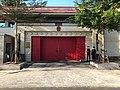 Door of Chinese Embassy Yangon 1.jpg