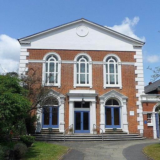 Dorking United Reformed Church, West Street, Dorking (NHLE Code 1230093) (2)