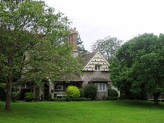 Blaise Hamlet - Image: Double Cottage, Blaise Hamlet, near Bristol (geograph 3847909)