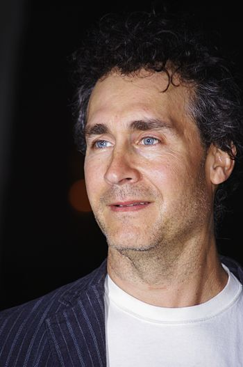 English: Doug Liman at the Vanity Fair party c...