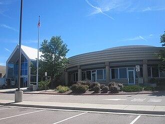 Douglas County High School (Castle Rock, Colorado) - Douglas County High School campus