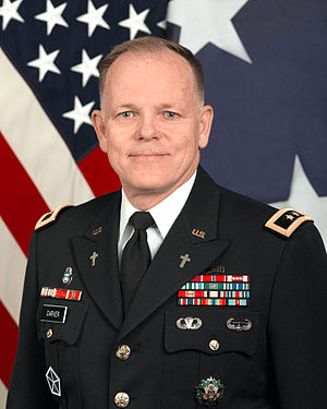 Douglas L. Carver - Major General Douglas Lanier Carver 22nd Chief of Chaplains of the United States Army