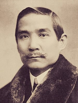 Xinhai Revolution - Dr. Sun Yat-sen in London