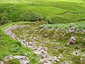 Drainage channel, Glen Fionnlighe - geograph.org.uk - 221293.jpg