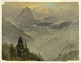Drawing, The Hochkalter, near Berchtesgaden, 1868 (CH 18199615).jpg