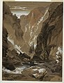 Drawing, Toltec Gorge, Colorado, 1881 (CH 18189867).jpg