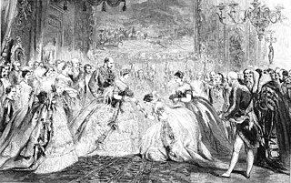 Queen Charlottes Ball English debutante ball