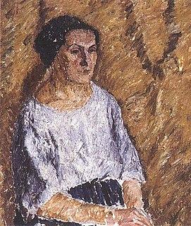 Nadezhda Udaltsova Russian artist