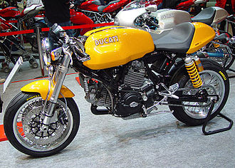 Pierre Terblanche - Ducati Sport 1000