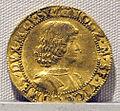 Ducato di milano, gian galeazzo maria sforza e ludovico maria sforza, oro, 1476-1494, 02.JPG