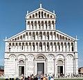 Duomo di Pisa Front Facade 2009.jpg