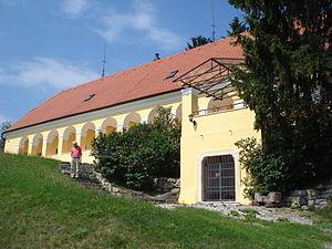 Tkalec Manor - Tkalec Manor - southeast view