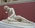 Dying Gaul (casting in Pushkin museum) 02 by shakko.jpg
