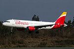 EC-LKG A320 Iberia Express SCQ.jpg