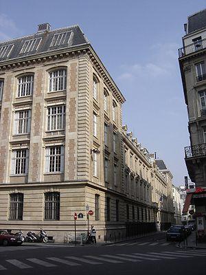 École Centrale Paris - Image: ECP5