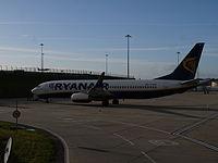 EI-DHO - B738 - Ryanair