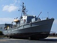 ex-Minerva as the Estonian museum ship Kalev