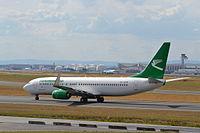 EZ-A016 - B738 - Turkmenistan Airlines