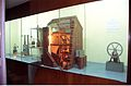Early Steam Engine Models - Motive Power Gallery - BITM - Calcutta 2000 247.JPG