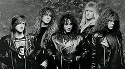 Early promo shot of American metal band Vicious Rumors.jpg
