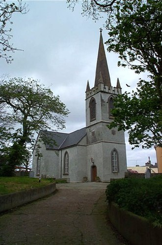 Easky - St Anne's Church of Ireland.